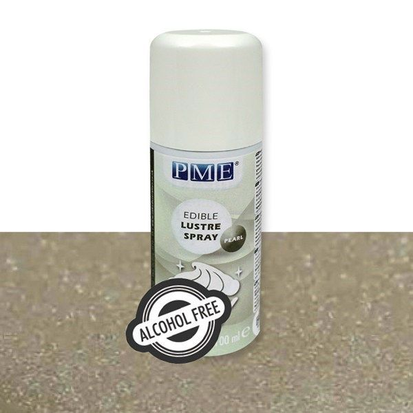 PME Alcohol-Free Lustre Spray - Pearl. PACK OF 1.  44081