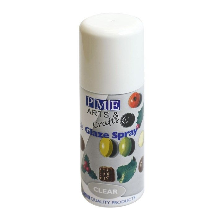 PME Edible Lustre Spray Glaze - 100ml.  PACK OF 1.  5543