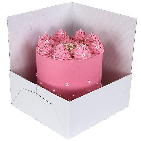 PME Make It Tall Cake Box Extender . 9183