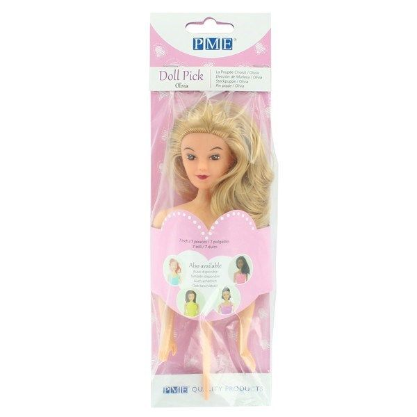 PME Blonde Doll Pic. PACK OF 1.   BP503