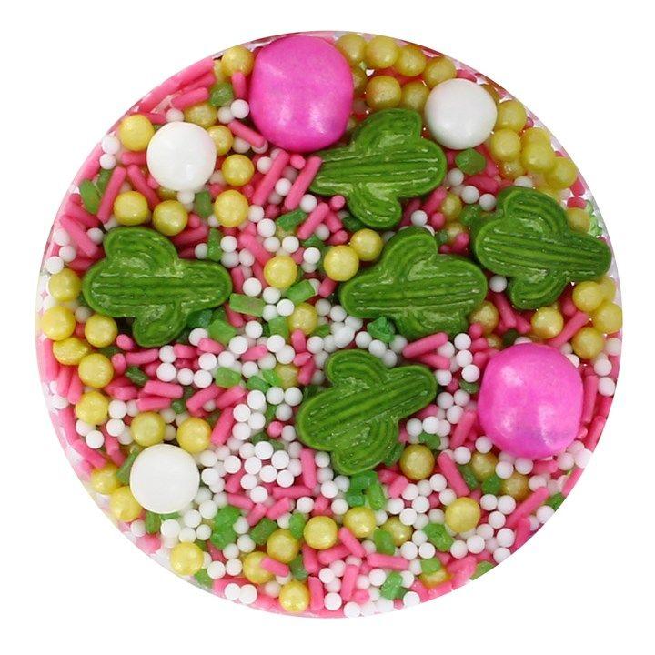 Purple Cupcakes - Prickle My Fancy Sprinkle Mix - 90g. 25162