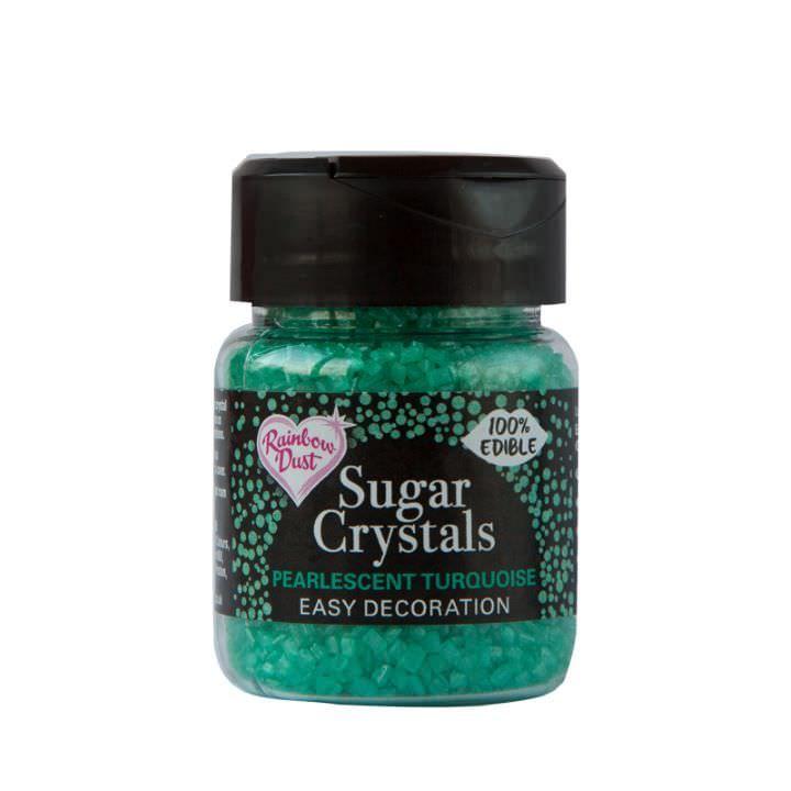 Rainbow Dust Sugar Crystals