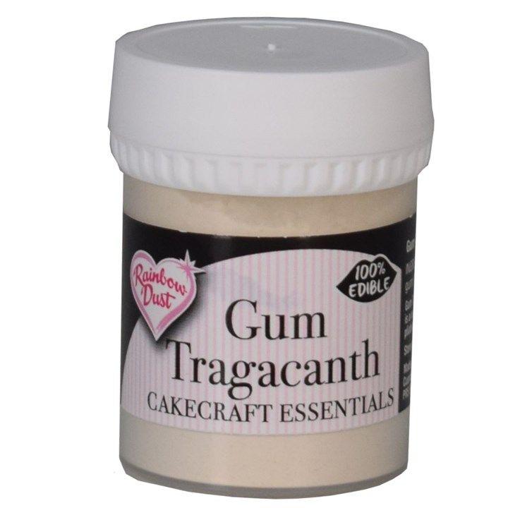 Rainbow Dust Essentials Gum Tragacanth 25g. 554260