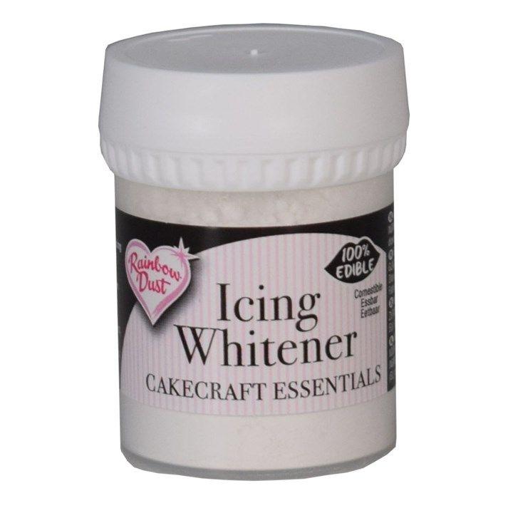 Rainbow Dust Sugarcraft Essentials Icing Whitener 25g. 554330