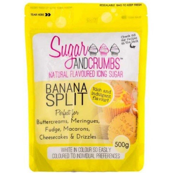 Sugar & Crumbs Banana Split 500g. 6549