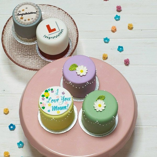 Cupcake and Cake Decorations