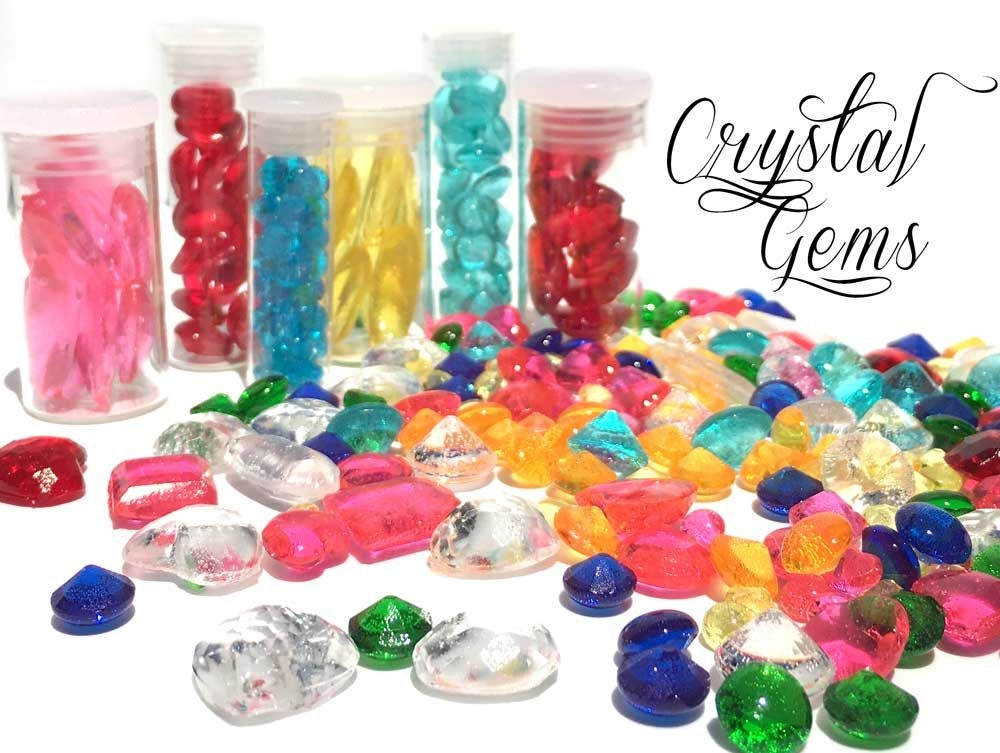 SPECIAL REQUEST! Edible Isomalt GemArt Collection
