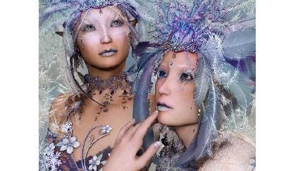 Edible ImageArt: Fairyland Topper