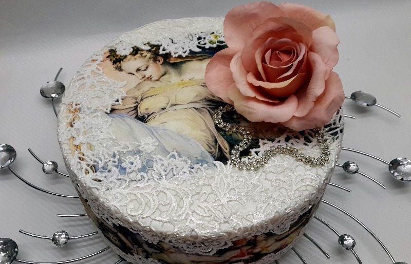 imageart. renaissance cake