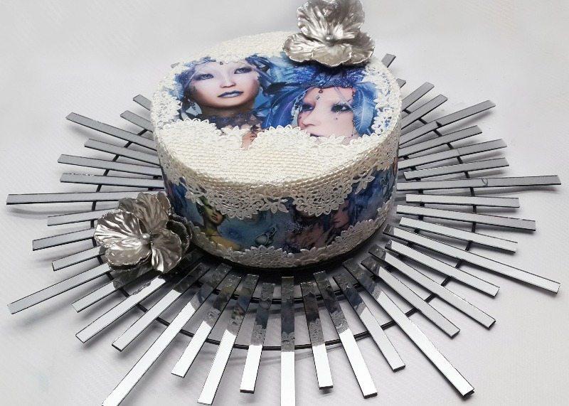 imageart. fairyland cake.