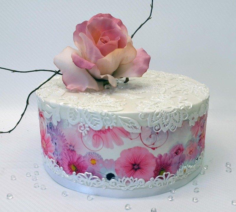 imageart. summerpink. cake