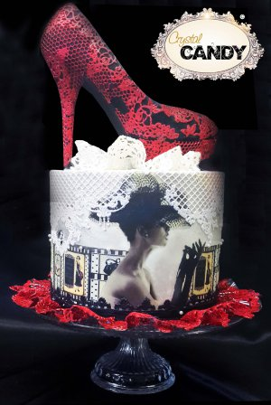 cake-red shoe1 copy compressed