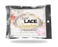 Crystal Lace Signature Blend: 100g.  Special Order: Buy Now, Receive 12.12.19
