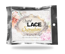 Crystal Lace 3D Icing 100g