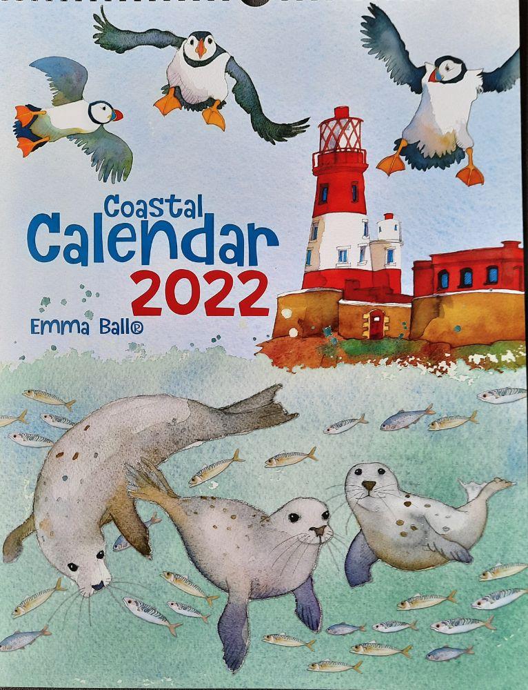 2022 Emma Ball Calendar