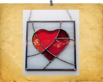 multi red heart