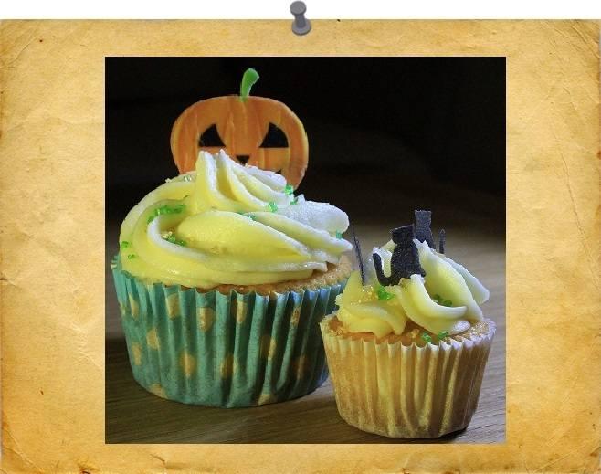 halloween vanilla