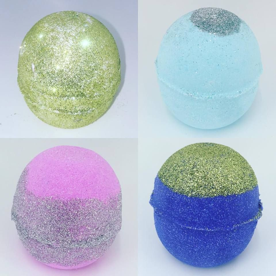 glitter bombs