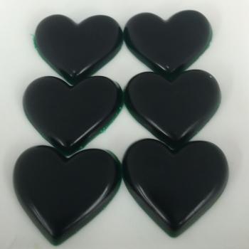 12 x 6 Apple Scented Mini Heart Soaps