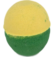 6 x Lemon and Lime Scented Bath Bombs