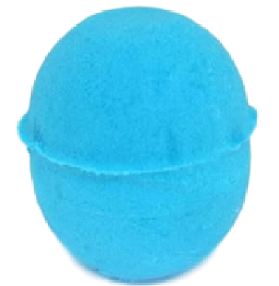 6 x NO Glitter Cherub Bath Bombs