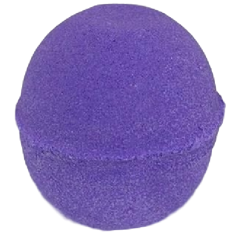 6 x NO Glitter Space Girl Bath Bombs
