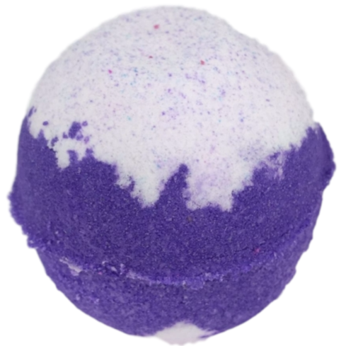 6 x Parma Violet Scented Bath Bombs