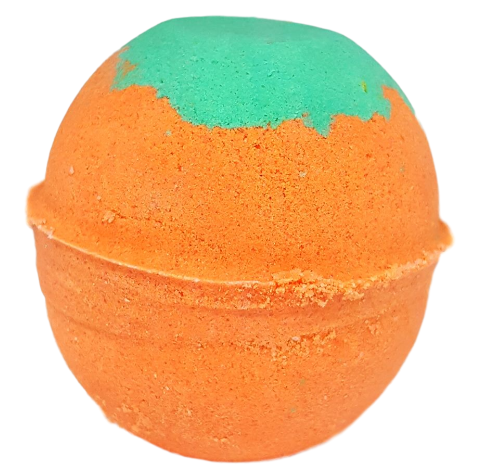 6 x Pumpkin Halloween Bath Bomb