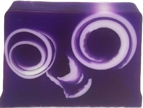 Lavender Essential Oil Soap Loaf - 14 slices - SLS Free