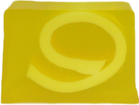 Lemon Scented Soap Loaf -14 slices SLS Free