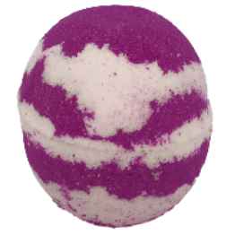 6 x NO Glitter Rush Bath Bombs inspired by Gucci Rush