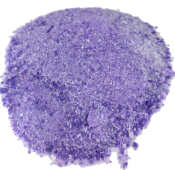Lavender Essential Oil Fizzing Bath Salts 1 x Kilo bag