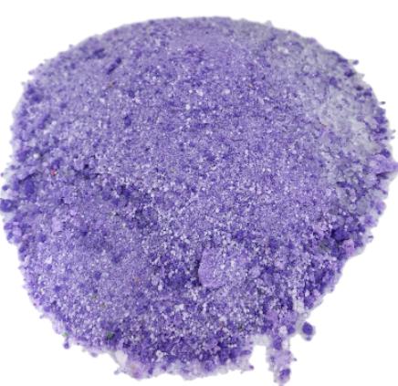 Lavender Essential Oil Fizzing Bath Salts 1 x Kilo bag