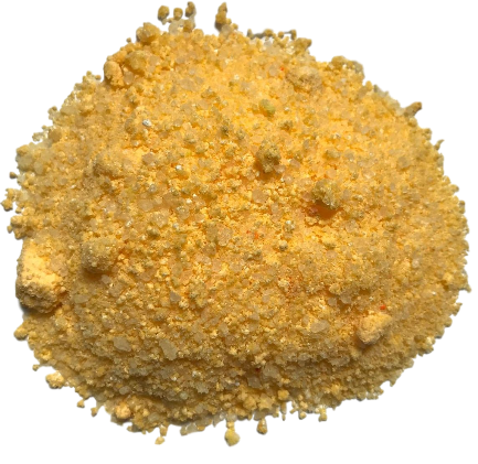 Lemon Fragrance Fizzing Bath Salts 1 x Kilo bag