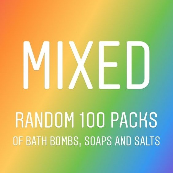<!--002-->Wholesale Mixed Random Packs of 100