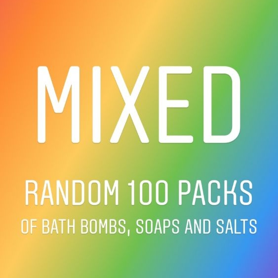 <!--002-->Wholesale Mixed Random Packs of Products