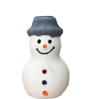 6 x Giant Snowman mega blaster - weighs a whopping 750g