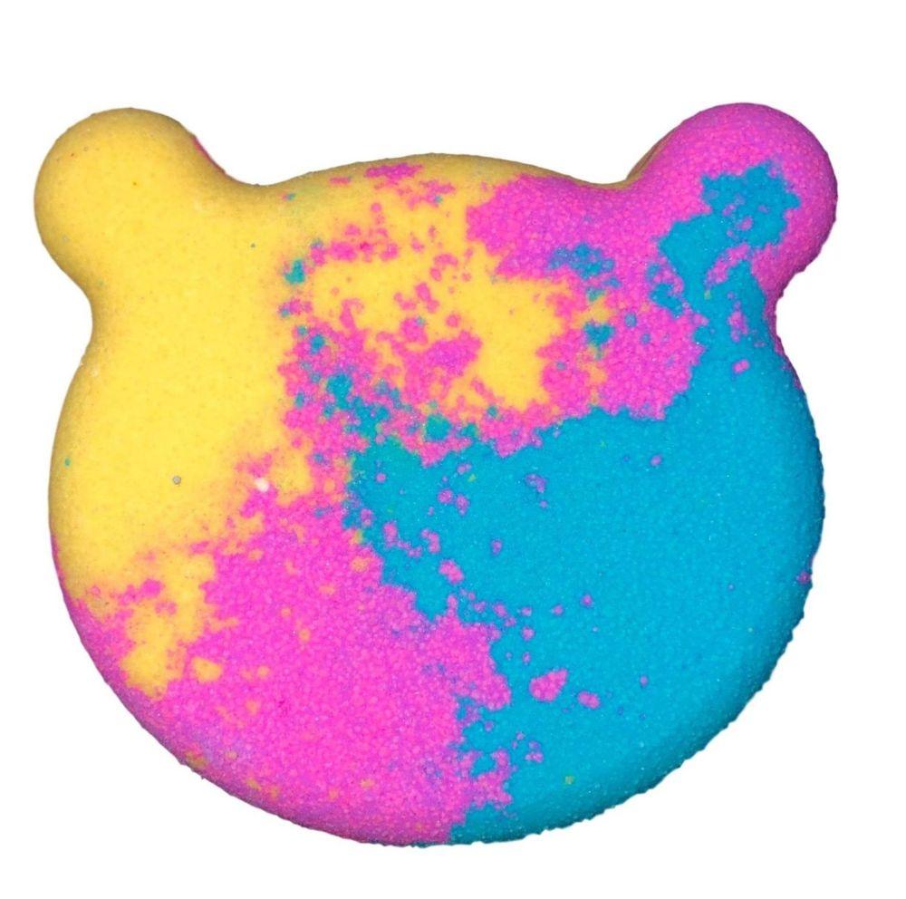 6 x Rainbow Bear Bath Bombs