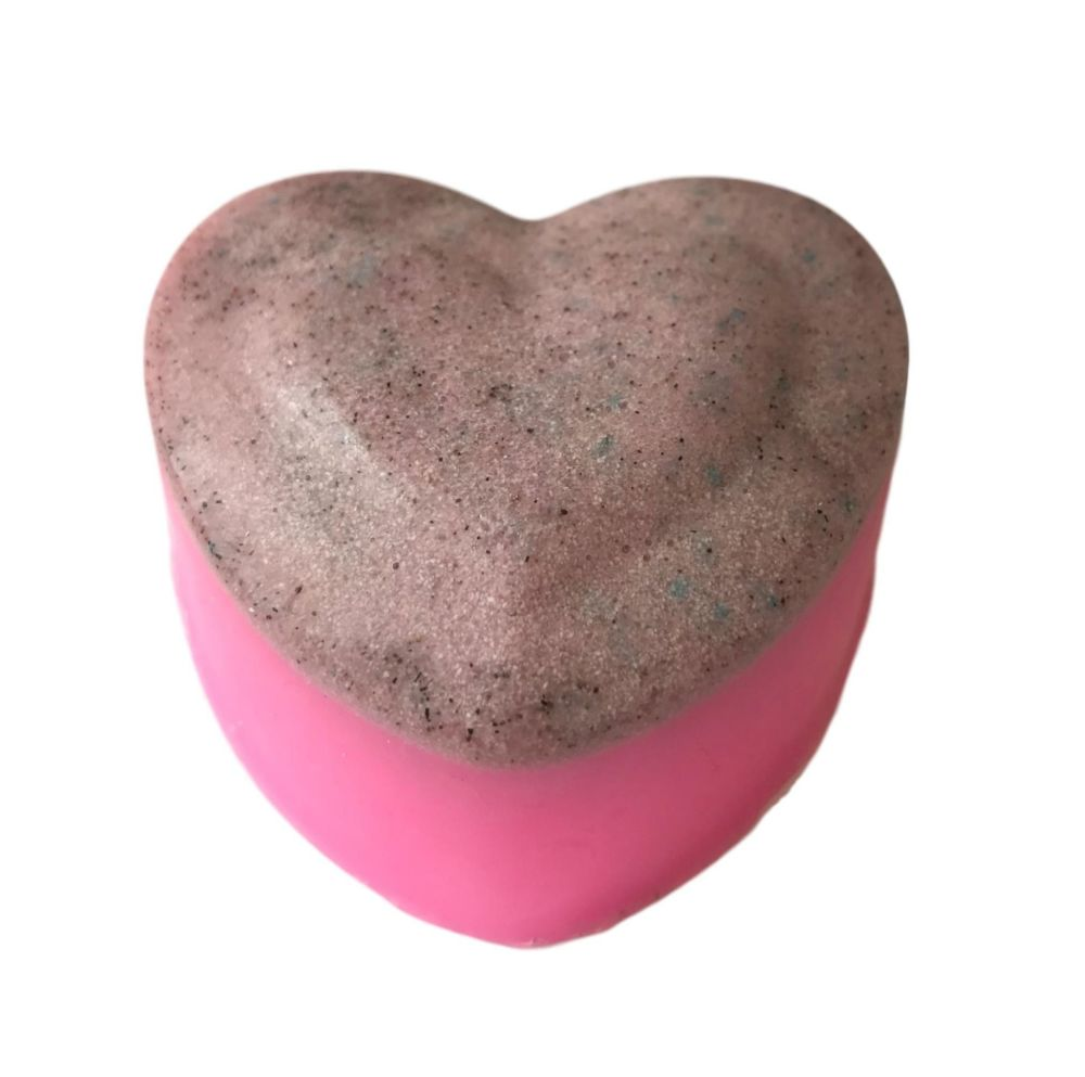 6 x Fresh Heart Pumice Soaps in any fragrance - Choose from drop down menu