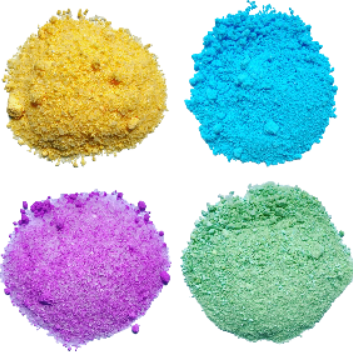 6 x random kilos of bath salts SPECIAL OFFER FOR THE PRICE OF 5 mixed fragrances/mixed colours
