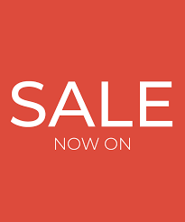SPECIAL OFFER AND SALE ITEMS
