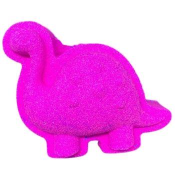 6 x Pink Dinosaur Bath Bombs