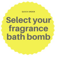 **6 x Bath Bombs available in any fragrance simply choose from the drop down menu