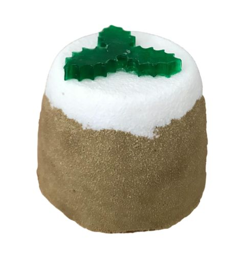 6 x Christmas Pudding Bath Bombs