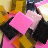 50 x Random Perfume Inspired Soap Slices