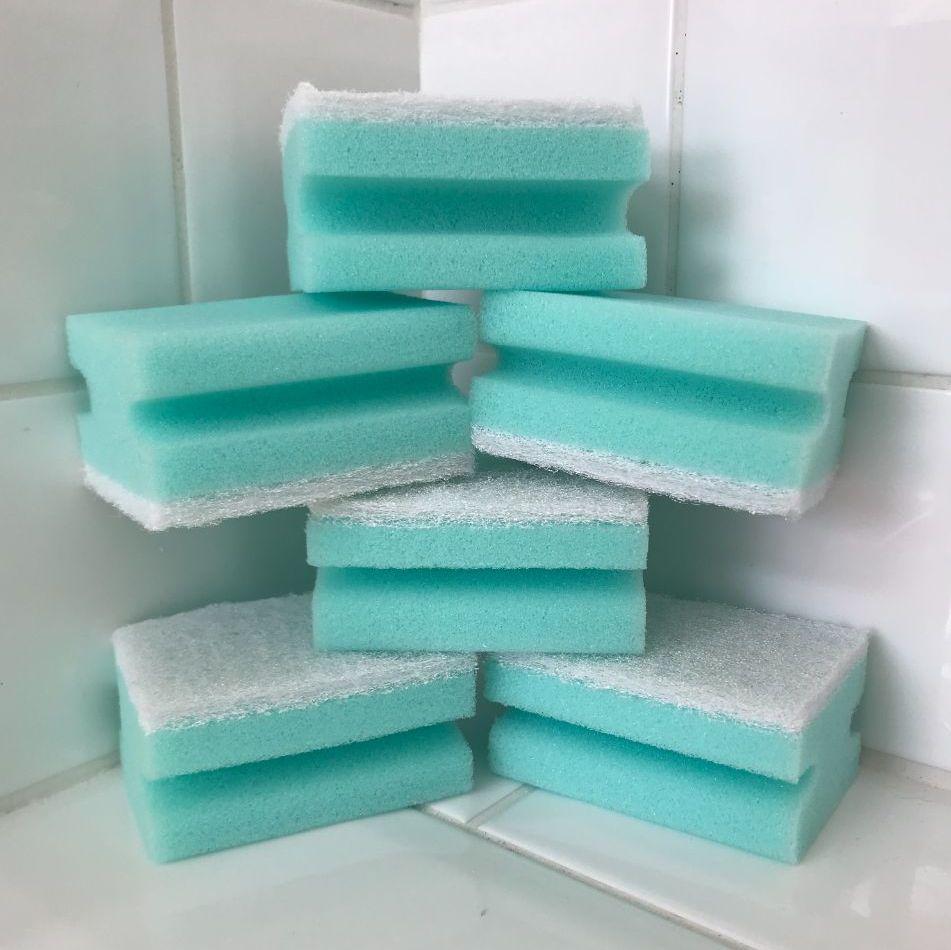 Non Scratch Scour Home Freshening Sponges