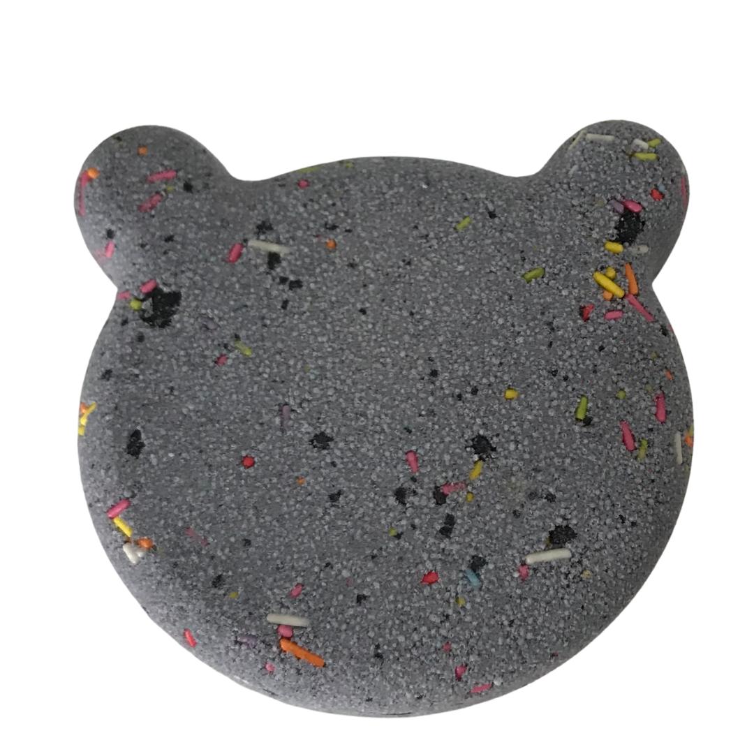 6 x Rainbow Speckle Bear Bath Bombs