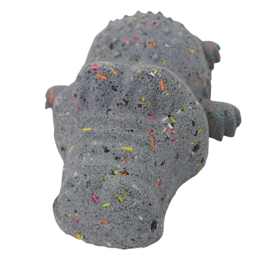 6 x Black Aligator Bath Bombs Recommended Collection from cash and carry