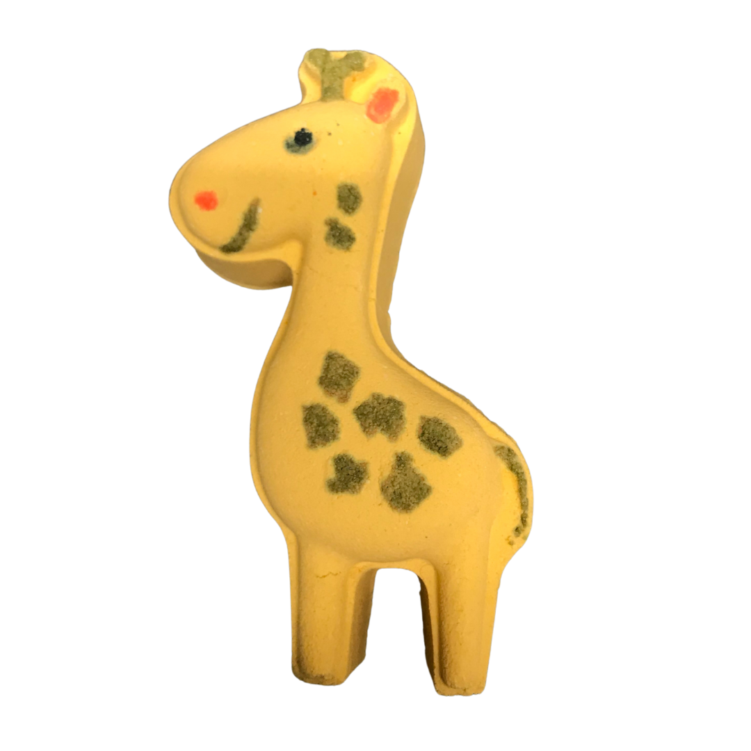 6 x Giraffe  Bath Bombs recommended collection from cash and carry