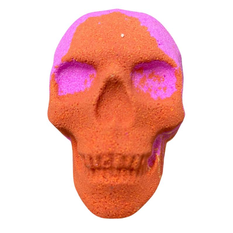 6 x Pink and Orange Skull Mega Blasters